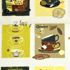 Stof Five O Clock Tea Tea Blocks main