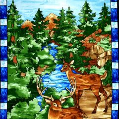 Studioe Mosaic Forest Forest Panel main