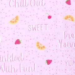 Michael Miller Ice Cream, You Scream Ice Cream, You Scream - Strawberry main