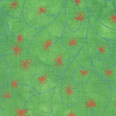 Riverwoods Rainforest Flower Vine - Green main