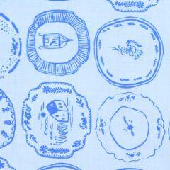 Dear Stella Royal Picnic Crystal China Plates main