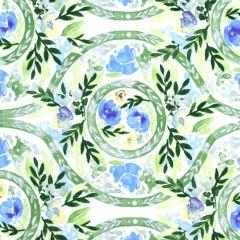 Free Spirit Crisp Petals Peacock - Delphinium main