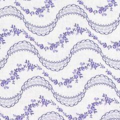 Washington Street Studio Sonnet Floral Lace - Lavender main