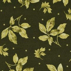 Maywood Studio English Countryside Spaced Leaves - Green main