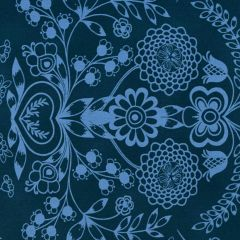 Art Gallery Essentials II Floralism - Azur main
