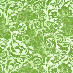 Oasis Enchanted Damask - Green main