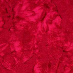 Oasis Hand Dyed Batiks Crush Batik - Dark Rose main