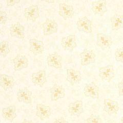 Henry Glass Buttermilk Autumn Oak Leaves - Cream main
