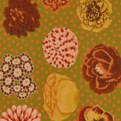 Free Spirit Kaffe Fassett Collective - Classics Big Blooms - Brown main