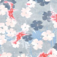 3 Wishes Marbella Floral with Berries - Gray main