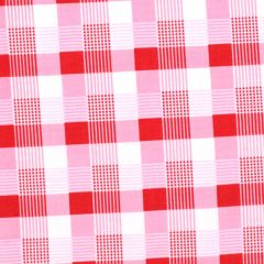 Penny Rose May Belle Plaid - Red main