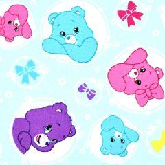 Camelot Care Bear Sparkle & Shine Bears Allover - Blue main