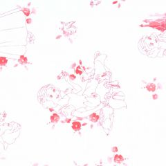 Camelot Disney Forever Princess Snow White Toile - Pink