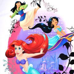 Camelot Disney Princess Strong Heart Heart Strong Panel main