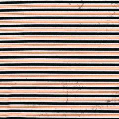 Free Spirit Eclectic Elements Materialize Pinstripe - Orange main