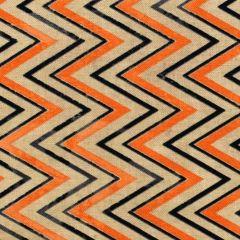Free Spirit Eclectic Elements Materialize Zig Zag - Orange main