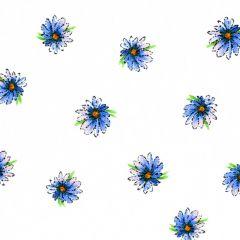 Windham Kaleidoscope Flowers - Ivory main