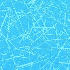 Windham Kaleidoscope Crosshatch - Blue main