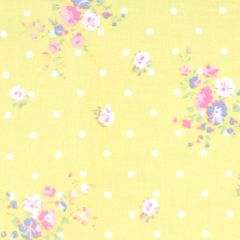 Windham Roslyn Dotted Floral - Yellow main