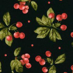 Maywood Studio A Fruitful Life Cherries - Black