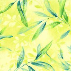 Maywood Studio Rejuvenation Gentle Leaves - Yellow