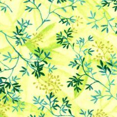 Maywood Studio Rejuvenation Delicate Leaves - Yellow