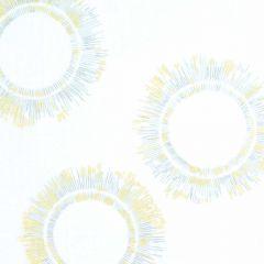 Robert Kaufman Winter Shimmer Circles - Fog main