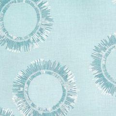 Robert Kaufman Winter Shimmer Circles - Sky