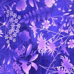 Studioe Feather & Flora Wildflower Toss - Eggplant main