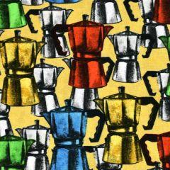 Blank Brewed Awakenings Espresso Pots - Tan