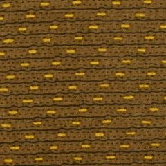 Blank Ginger & Spice Stripe - Brown
