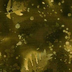 Benartex Fossil Fern Golden Pond