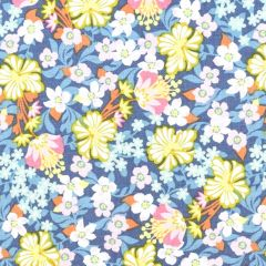 Blend Hopechest Small Floral - Blue