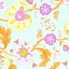 Blend Spring Promise Large Floral - Green