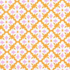 Blend Spring Promise Floral Tiles - Orange