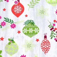 Contempo Hearty the Snowman Ornament Toss - Gray/Multi