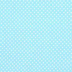 Clothworks Baby Safari Polka Dot - Pool