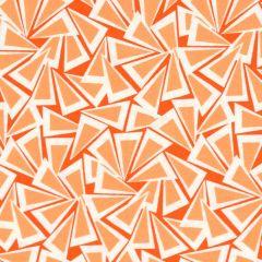 Contempo Fandangle Triangle Trinkets - Peach