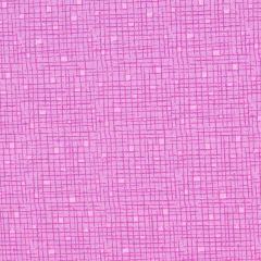 Contempo Fandangle Confetti Crosshatch - Lilac
