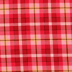 Henry Glass Live Love Meow Plaid - Red main
