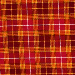 Henry Glass Live Within Your Harvest Plaid - Burgundy main