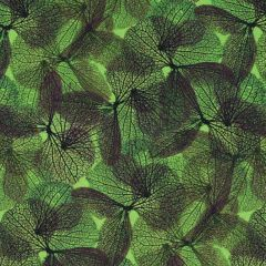 Quilting Treasures Emma Leaf Vine - Moss main