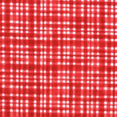 Northcott Double Decker Christmas Plaid - Red main