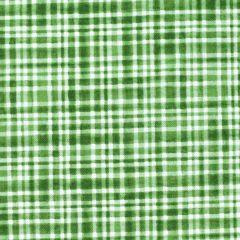 Northcott Double Decker Christmas Plaid - Green main