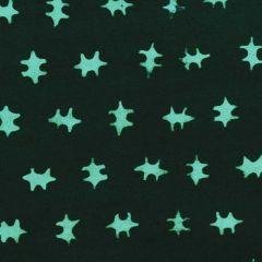 Northcott Banyan Batiks - Jungle Rose Double Cross Dot - Dark Green main