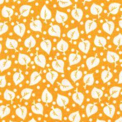 Andover Darling Clementine Elm Leaves - Orange main
