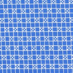Andover Darling Clementine Tic Tac Toe - Blue main