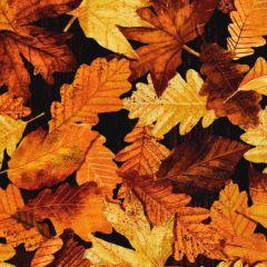 Kanvas Nature Walk Forest Foliage - Russet main