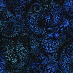 In The Beginning Seasons Paisley - Blue main
