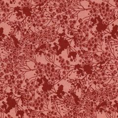 In The Beginning Garden Delights III Tonal Floral - Coral main